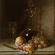 REAM: Still Life with Pearl Handled Knife,