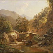 WEBBER: Boulder Crossing, 1855